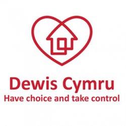 Dewis Wales website logo